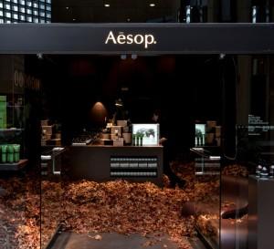 Aesop органическая косметика