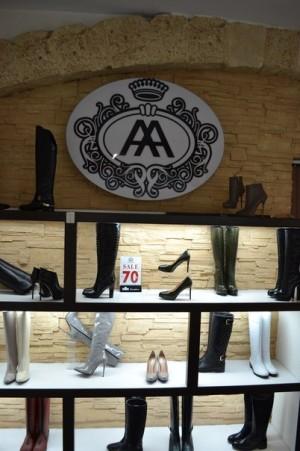 lessandro Azzarini (Алессандро Аззарини) - сеть магазинов обуви из Италии? Адреса в Украине