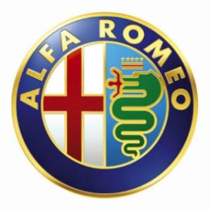 Alfa Romeo logo логотип