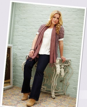 Ann Harvey (Энн Харви) – женская одежда больших размеров из Англии. Где купить в Украине