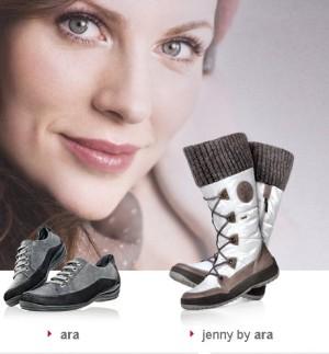 ARA, Германия, Женская обувь