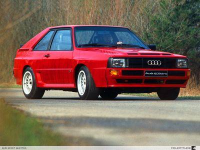 Audi quattro ауди кватро