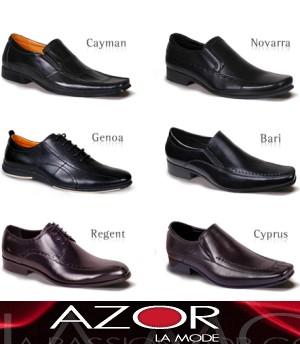Азор бренд мужской обуви из италии