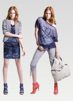 Bandolera, Женская одежда