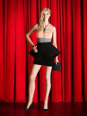 Баска(тип юбки) - история появления и советы с чем носить