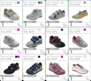 Beppi, Детская обувь