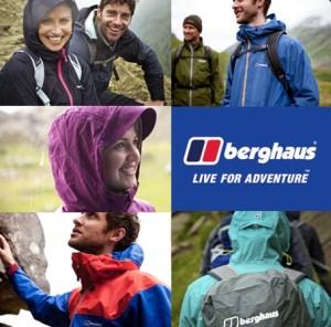 Berghaus (Бергхаус) – женская, мужская и детская одежда для активного отдыха из Англии. Где купить в Украине