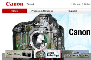 Canon (Кэнон) - электроника из Японии. История компании