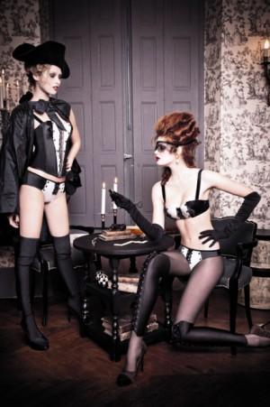 Chantal Thomass (Шанталь Томасс) – женское нижнее белье, духи и зонты из Франции. Где купить, адреса магазинов в Украине