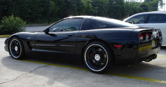 Chevrolet Corvette шевроле корвет