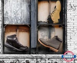 Crosby (Кросби) – женская и мужская спортивная обувь для активного отдыха из Шотландии. Где купить в Украине