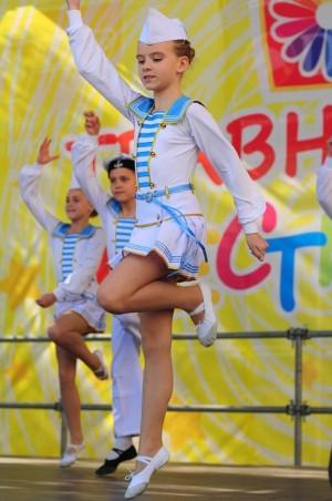 В ТЦ Дарынок состоялся детский и юношеский фестиваль творчества