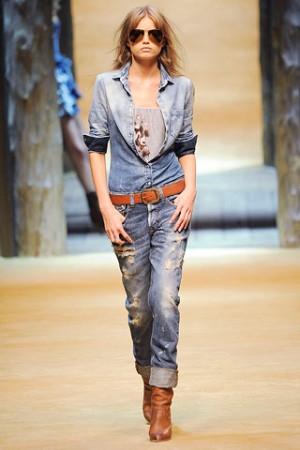 Denim (Деним) – джинсы, как они есть. Стиль одежды