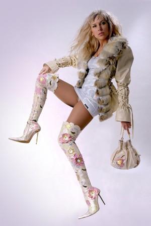 Di Marni, женская обувь на шпильке