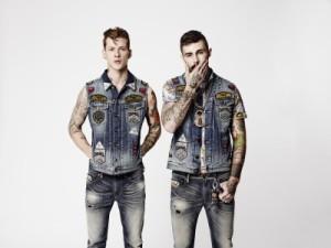 Лукбук джинсовой коллекции #DIESELTRIBUTE