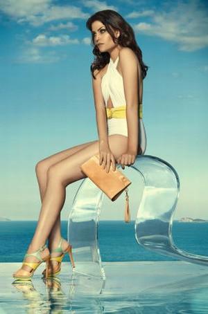 Dumond Бразилия, Женская обувь