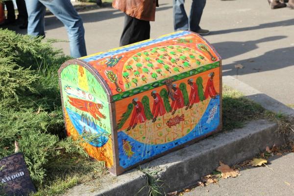 13 октября прошло экологическое мероприятие Eco Chic Party 5