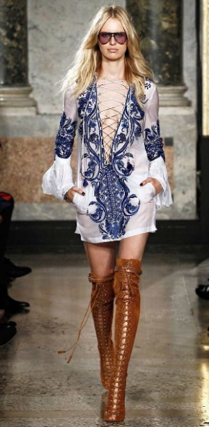 Emilio Pucci, женская одежда