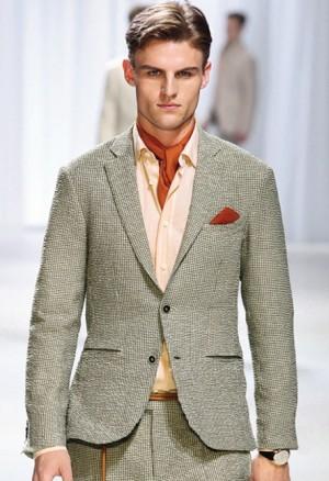 Ermenegildo Zegna, мужская одежда