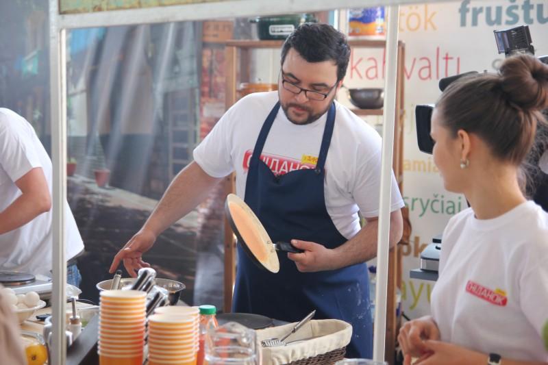 Фестиваль уличной еды на Дарынке 26-27 апреля 2014. Небольшой фото отчет
