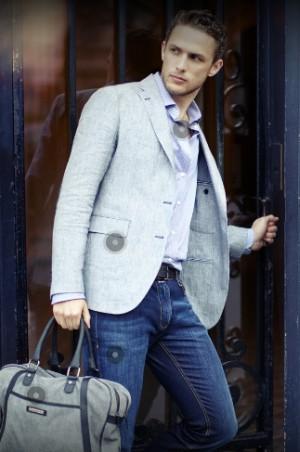 Francesco Smalto, мужская одежда