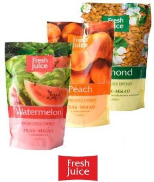 Fresh Juice фруктовая косметика