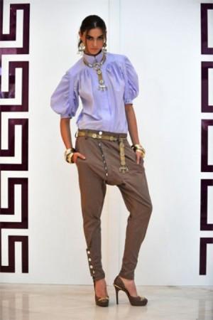 Галифе - история возникновения брюк такого типа. С чем носить
