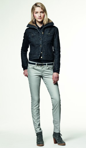 Новая коллекция женской и мужской одежды осень-зима 2012/13 от бренда Gap. Фото