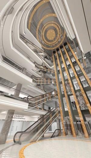 Гулливер (gullivercenter.com) - торговый центр в Киеве, на Дворце Спорта
