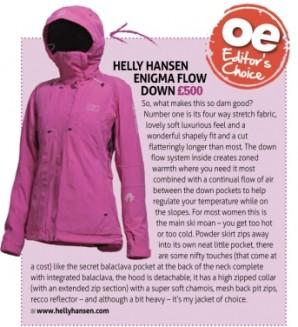 Helly Hansen, одежда для активного отдыха