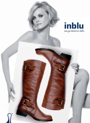Inblu, обувь, Украина