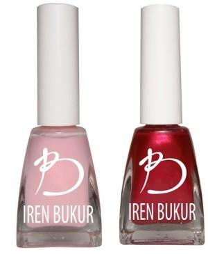 Бренд живой косметики Iren Bukur представил серию цветных лаков для ногтей