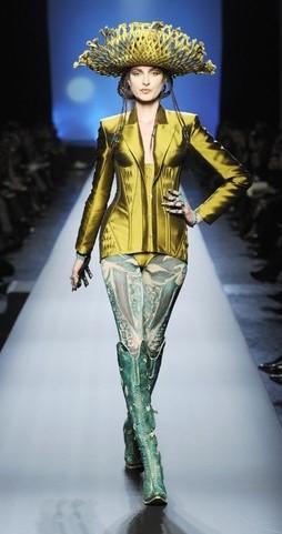 Jean Paul Gaultier Жан Поль Готье женская одежда