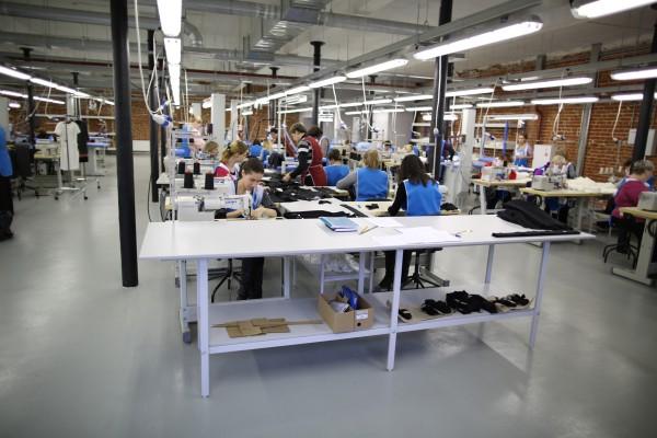 Дизайнер Кира Пластинина основала свое собственное производство на территории России