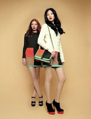 Kira Plastinina одежда осень-зима 12-13