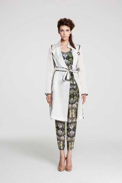 Лукбук дебютной пре-коллекции S/S 2014 luxury-бренда LUBLU Kira Plastinina