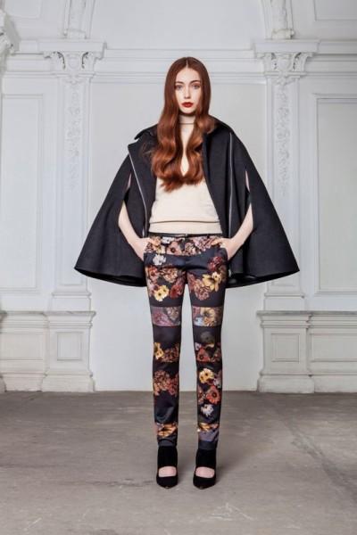Коллекция сезона осень-зима F/W 2013-14 бренда LUBLU Kira Plastinina. Лукбук
