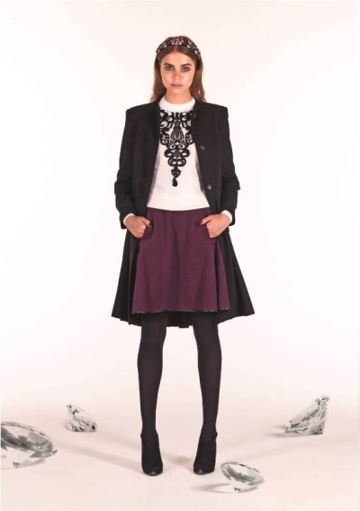 Hot Kira Plastinina сезона Fall/Winter 2013-14 - модные тренды. Лукбук