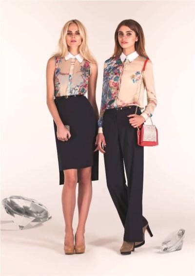 Аvenue limited edition Kira Plastinina сезона Fall/Winter 2013-14 - модные тренды. Лукбук