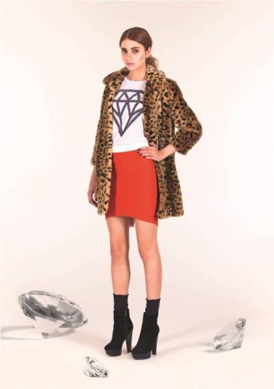 Urban baroque Kira Plastinina сезона Fall/Winter 2013-14 - модные тренды. Лукбук
