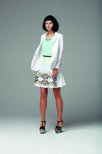 Лукбук коллекции Kira Plastinina, сезона S/S 2014 (весна лето). Фото