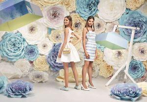 Kira Plastinina имиджевая кампания, сезона весна-лето 2015