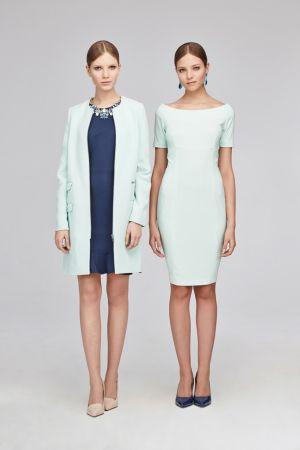 Женская одежда для офиса в коллекции Kira Plastinina весна-лето 2015. Лукбук