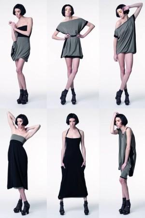 Lemuria (Лемурия) – платья транформеры из Италии