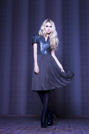 Коллекция платьев Tabatière от Лены Ивановой. Лукбук