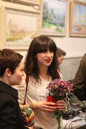 Как была представлена коллекция осень-зима 2012/13 от Ivanova в Кинопанораме. Фото отчет