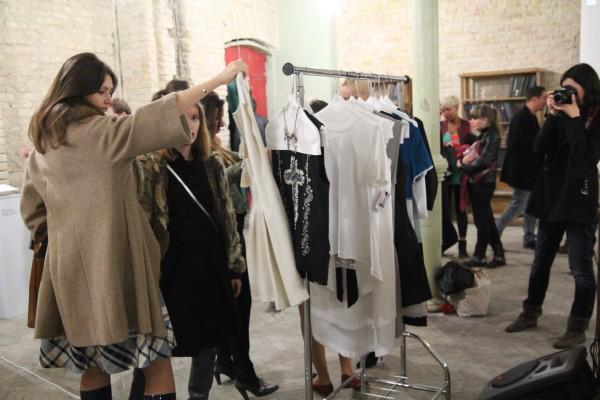 23 октября была презентована коллекция женской дизайнерской одежды весна-лето 2013 бренда Ivanova