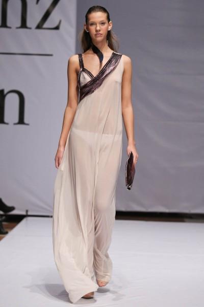Фото коллекции дизайнера Леры Лещевой на Mercedes-Benz Kiev Fashion Days 2013