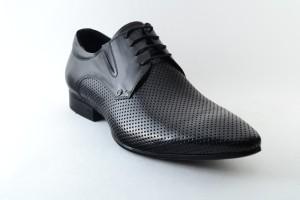 Мужская коллекция обуви от Luciano Carvari, сезона весна-лето 2012