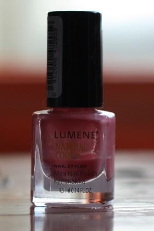 Лак для ногтей Lumene Natural Code Nail Styler